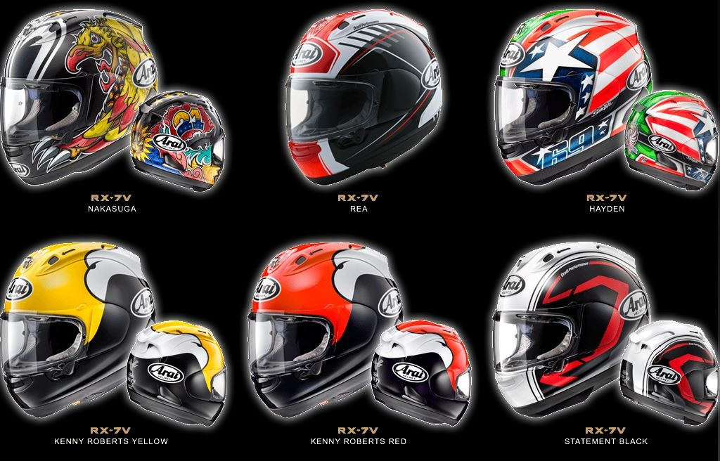 casque arai cross 2018