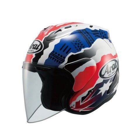 casque arai jet japon
