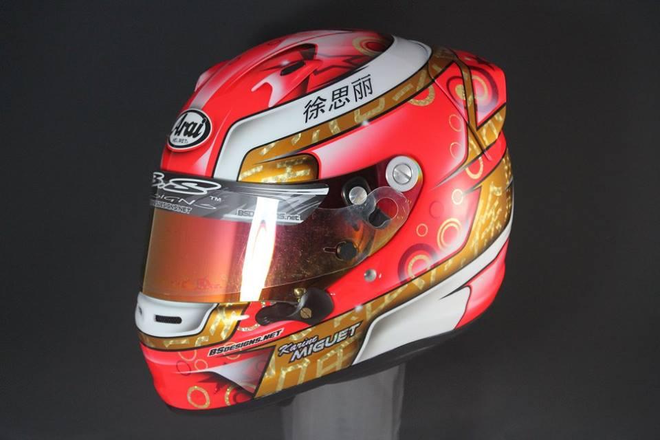 casque arai karting sk6