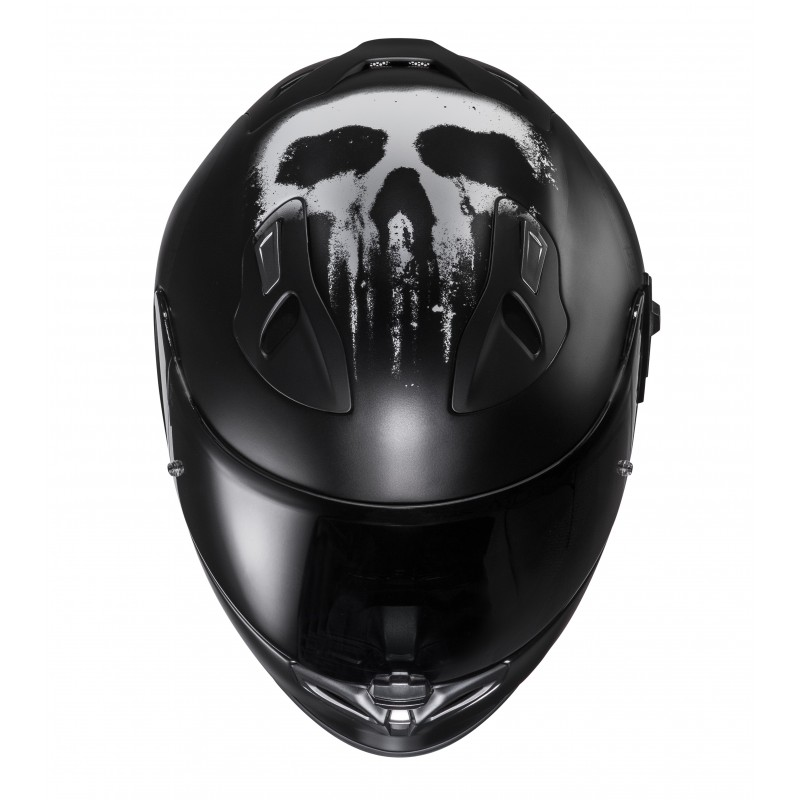 casque hjc fg st punisher marvel
