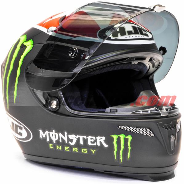 Casque Hjc Monster Pas Cher Les Casques De Moto
