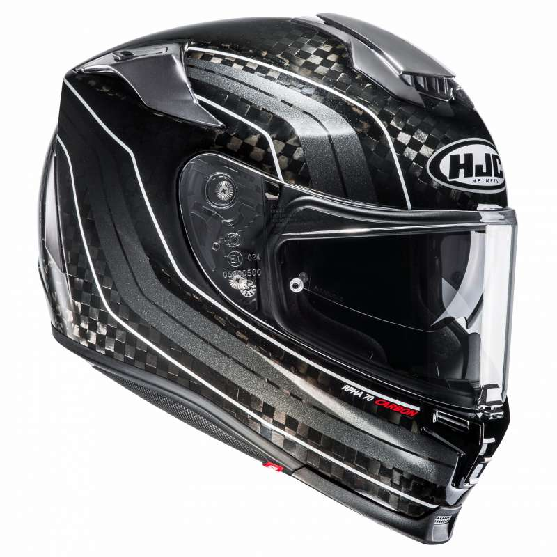 casque hjc rpha 70 carbon hydrus les casques de moto. Black Bedroom Furniture Sets. Home Design Ideas