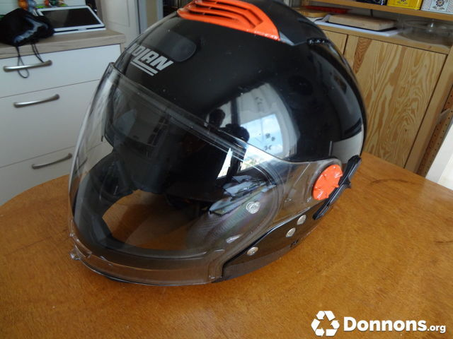 casque scooter annecy