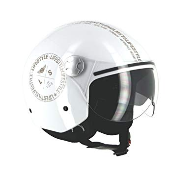 casque scooter femme amazon
