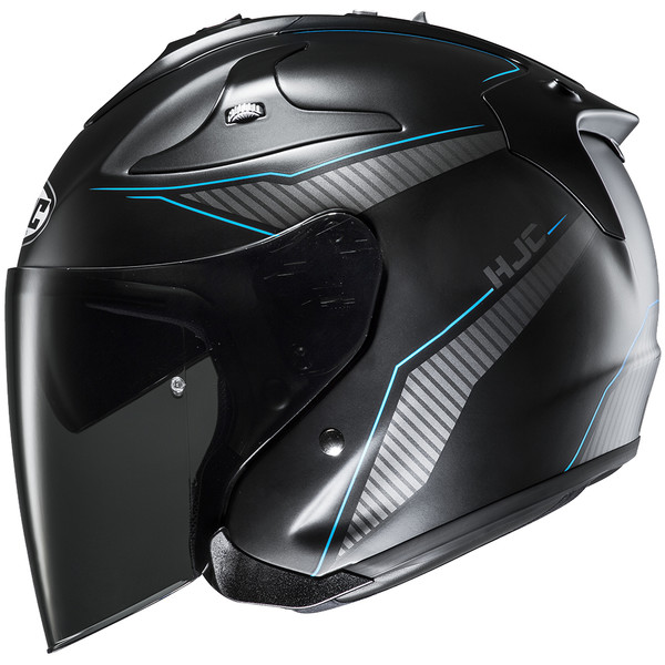 casque scooter hjc