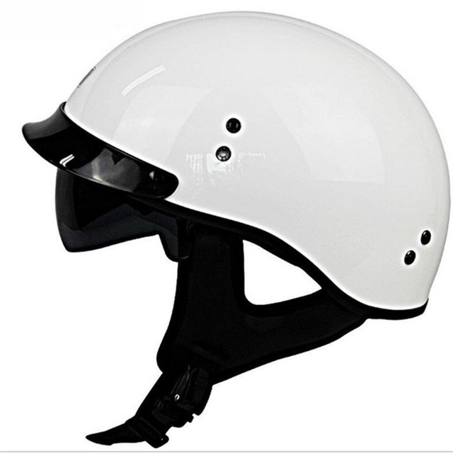 casque scooter leger
