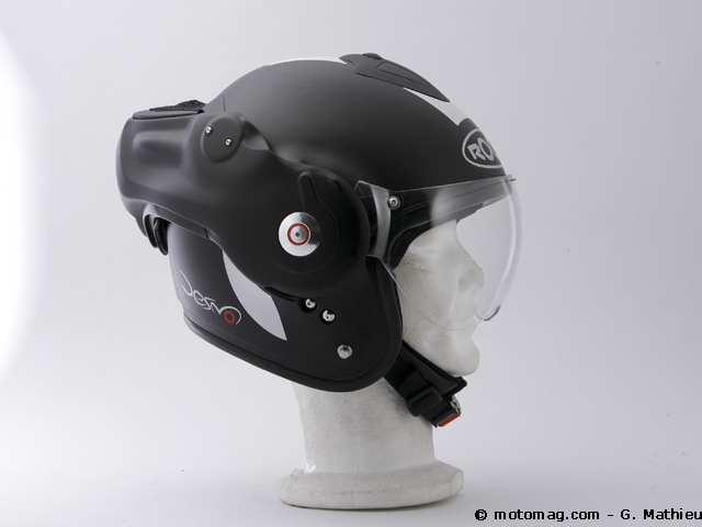 casque scooter roof