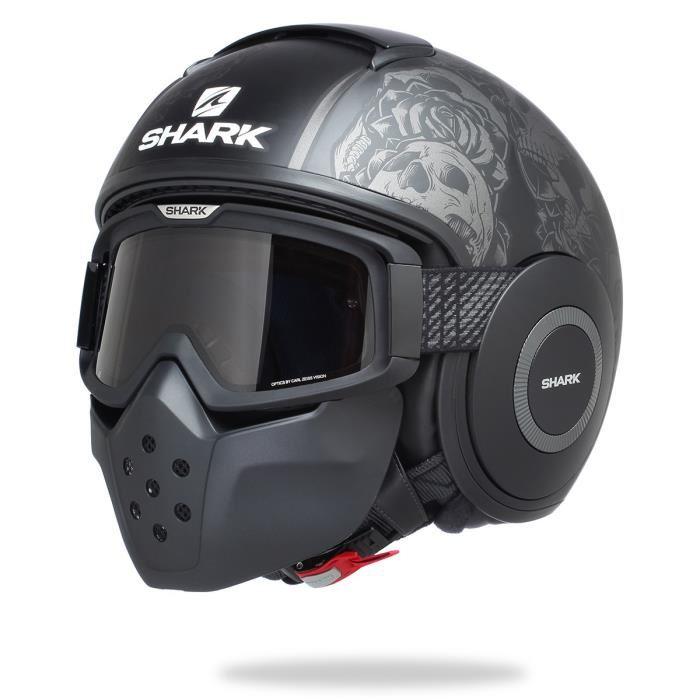 Casque De Scooter Pas Cher : casque shark drak pas cher les casques de moto ~ Pogadajmy.info Styles, Décorations et Voitures