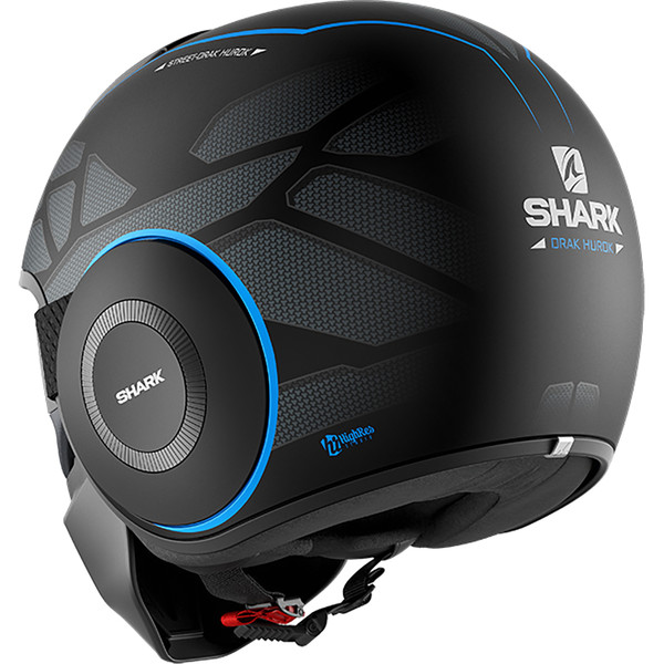 casque shark drak test