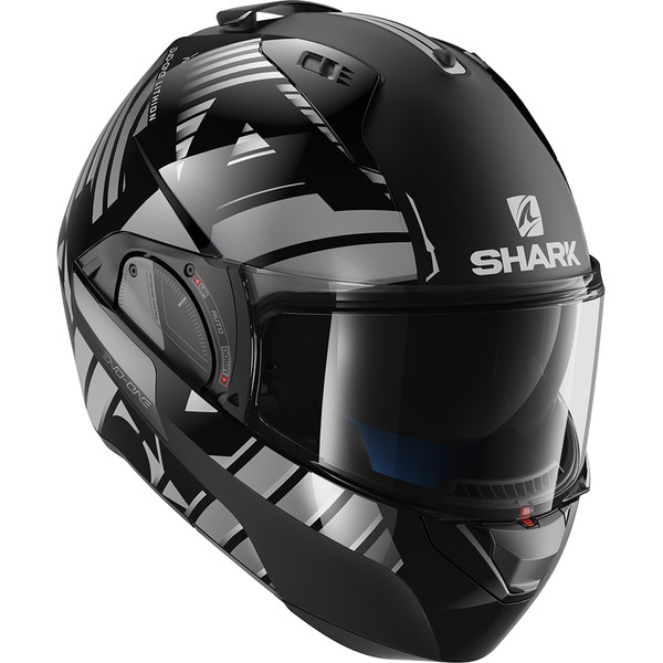 casque shark evo one 2 blank mat