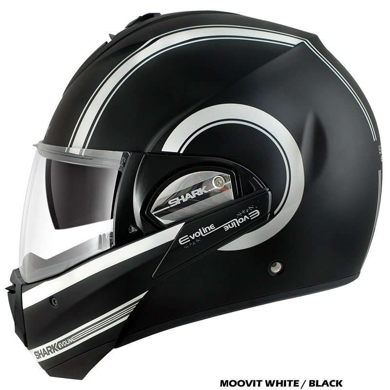 casque shark evoline 3 st arona hv