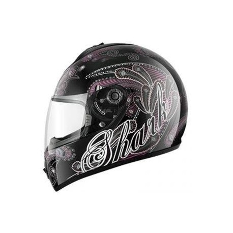 casque shark s600 dark knight