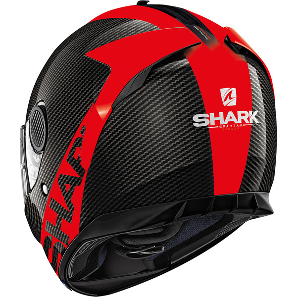 casque shark spartan carbon mezmair les casques de moto. Black Bedroom Furniture Sets. Home Design Ideas