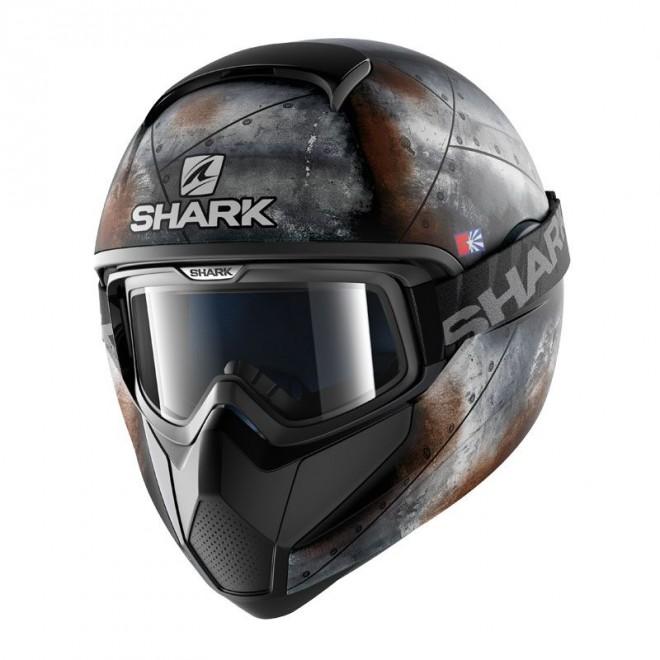 casque shark vancore