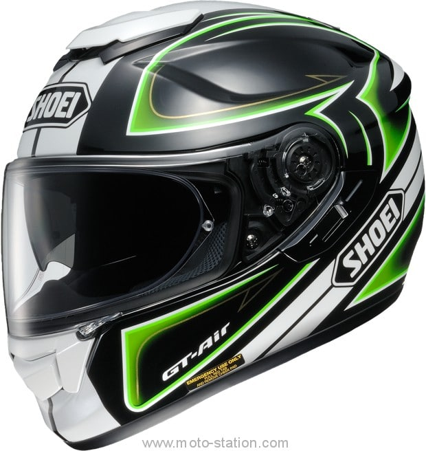 casque shoei gtr