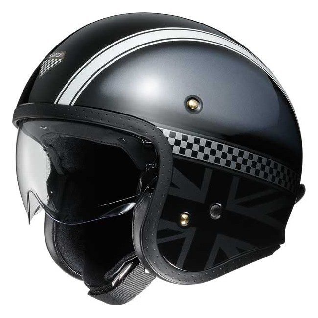 casque shoei j.o hawker
