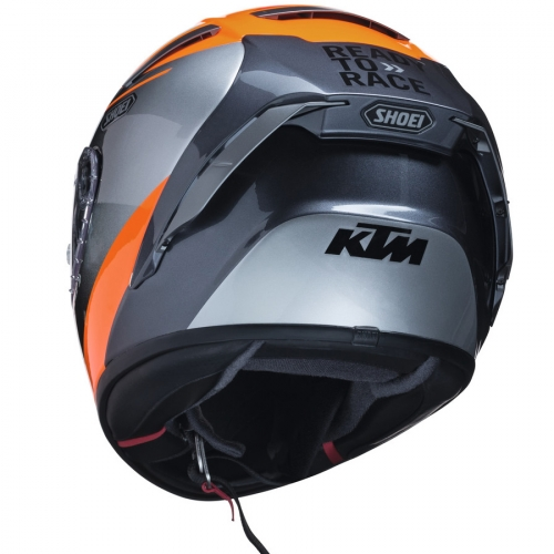 casque shoei ktm