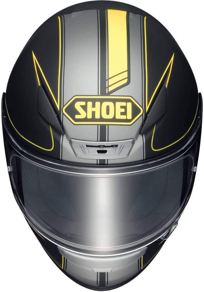Casque Shoei Nxr Flagger Tc 3 Les Casques De Moto