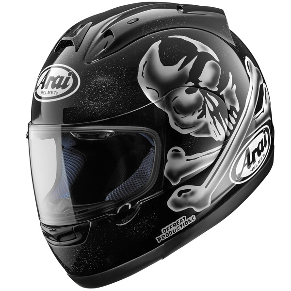 casque shoei ou arai